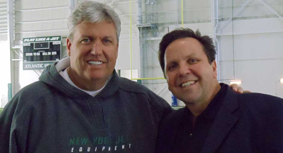 Don With Rex Ryan
