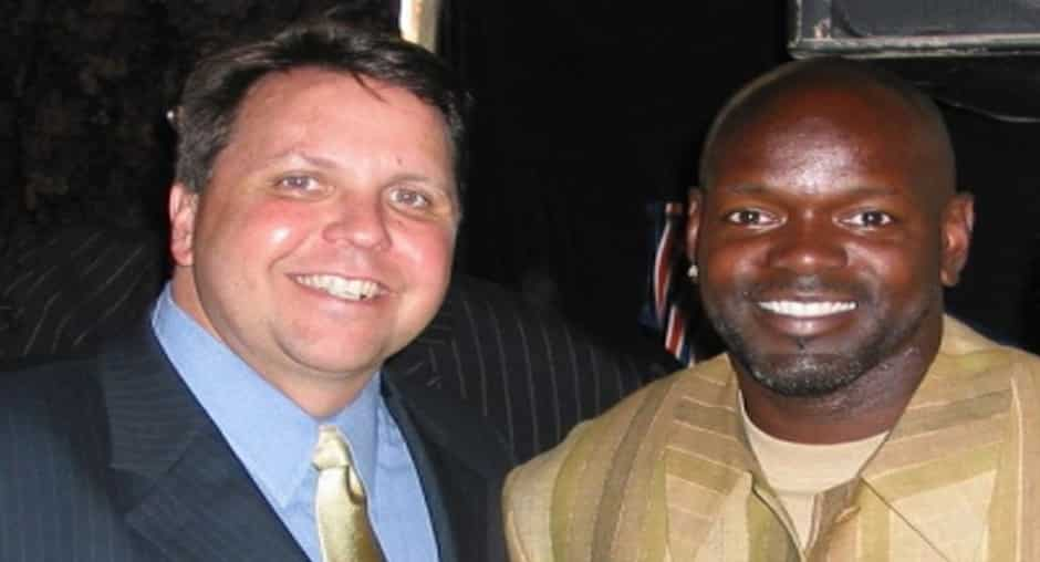 Don With Emmitt Smith