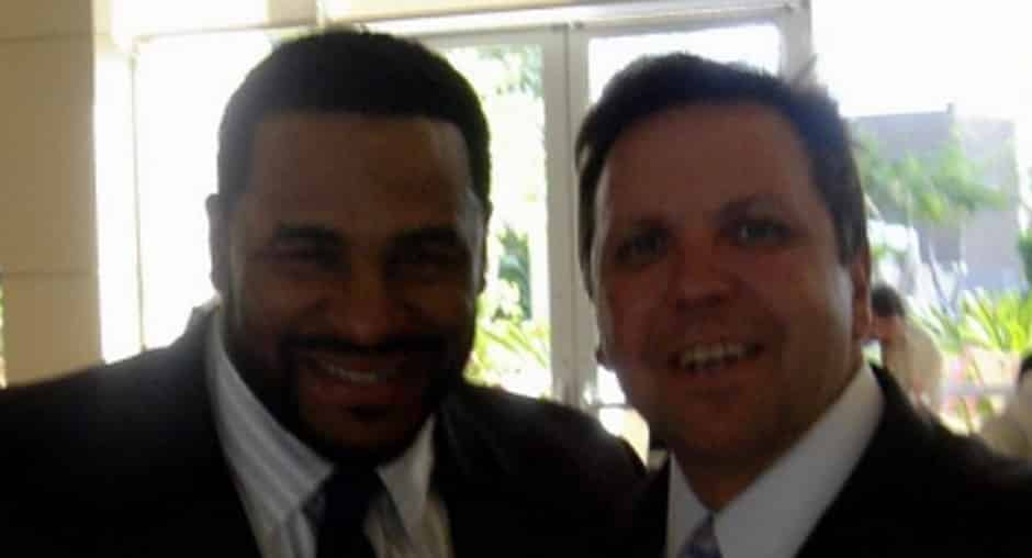 Don With Jerome Bettis