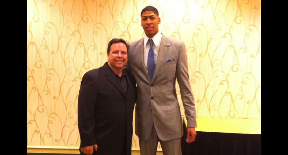 Don With Anthony Davis