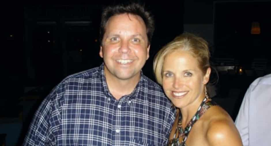 Don With Katie Couric