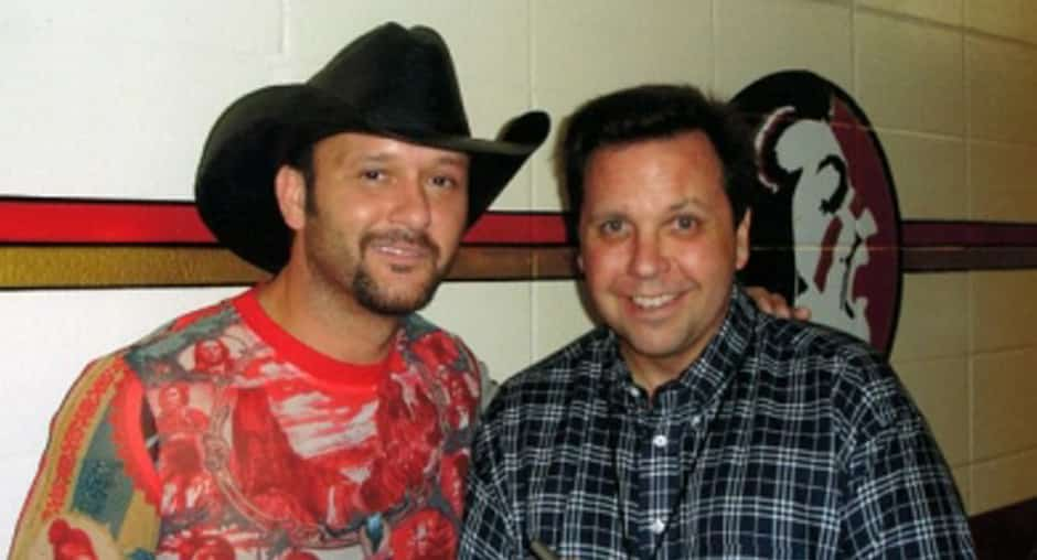 Don With Tim McGraw