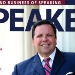 Don Yaeger featured on the front cover of Speaker Magazine!