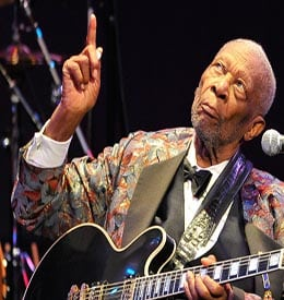 picture of bb king