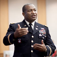 General Bernard Banks