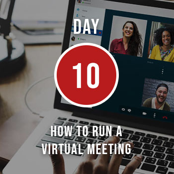 How to Run a Virtual Meeting