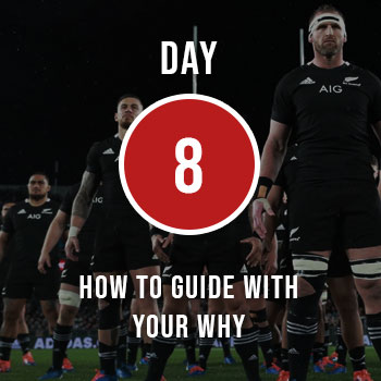 How to Guide with Your Why
