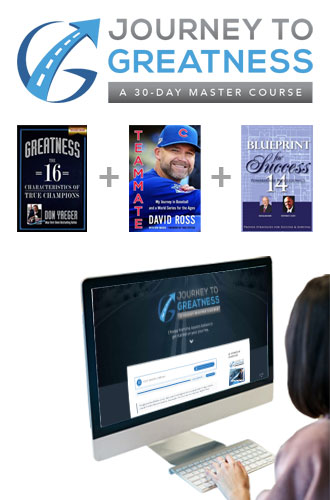 Journey To Greatness Graduation Special