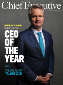 Read Brian's profile in Chief Executive magazine's CEO of the Year award.
